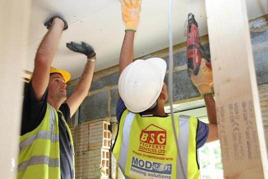Bsg Property Services Ltd Roofing Plumbing Heating